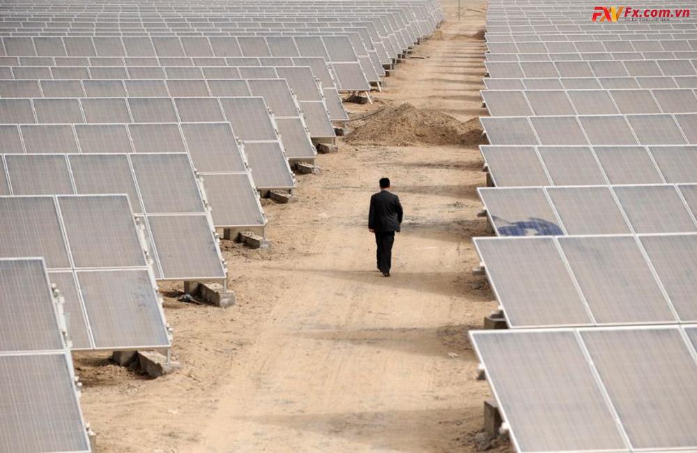 Mỹ cấm một số hàng hóa năng lượng mặt trời