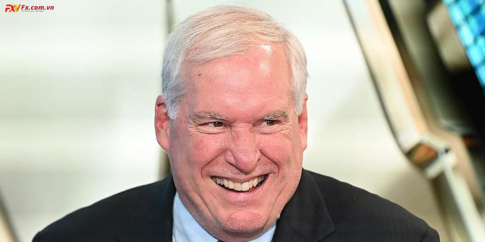 Nhận xét từ Chủ tịch Fed Boston, Eric Rosengren