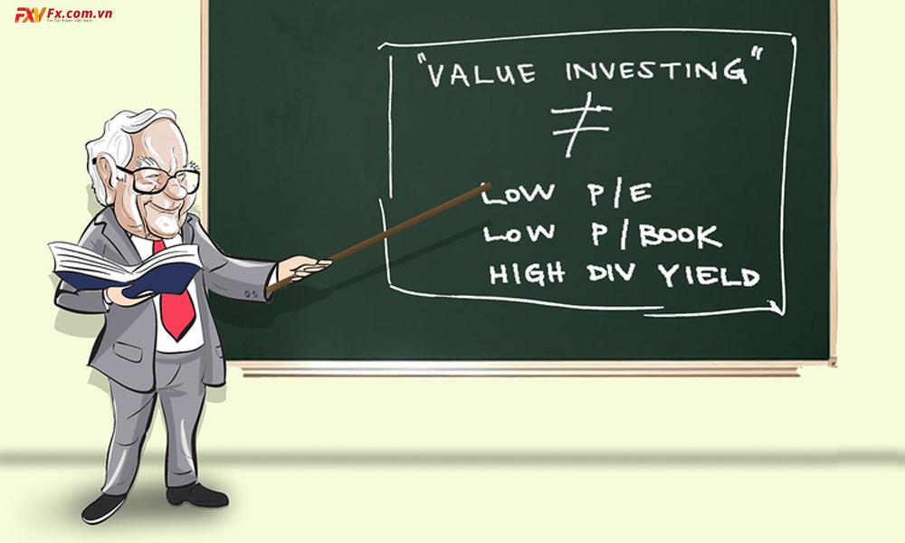 Đầu tư giá trị được hình thành do đâu