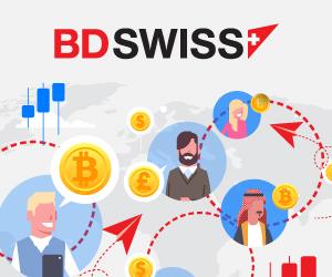 Dùng kiến thức giao dịch để trở thành đối tác tại BDSwiss