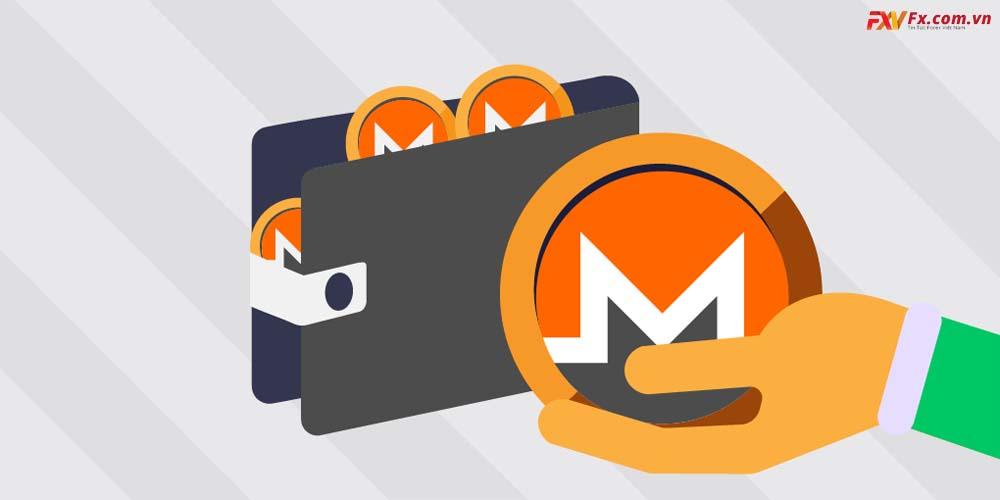 Cách mở ví và mua bán đồng Monero