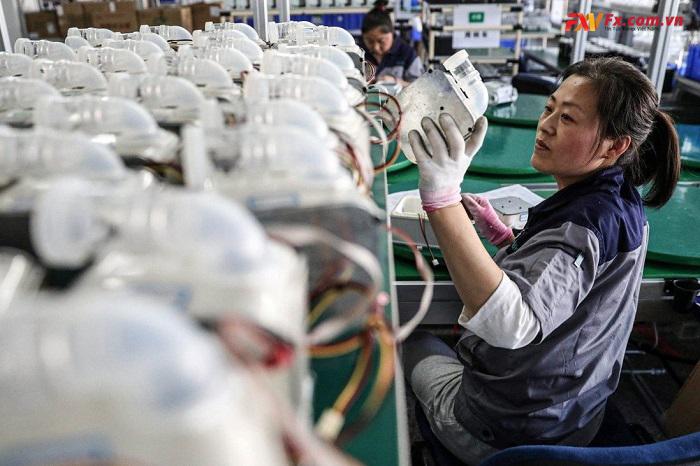 Dữ liệu PMI Trung Quốc