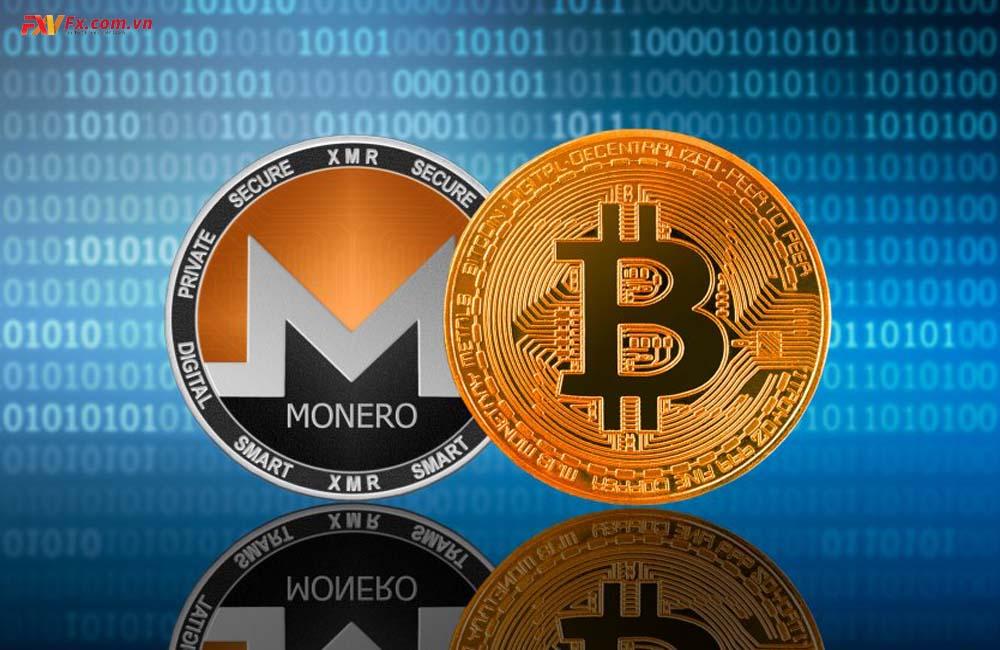 Sự khác biệt giữa Monero và Bitcoin