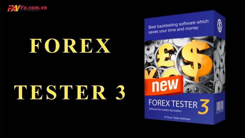 Tìm hiểu phần mềm giả lập Forex tester 3