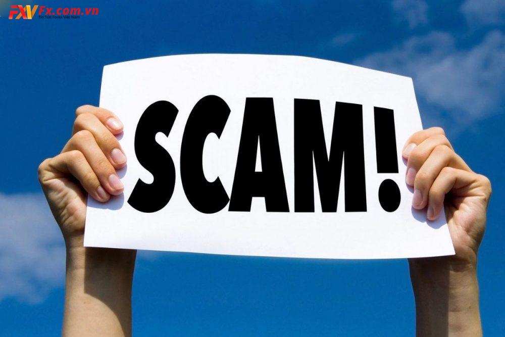 Sàn lừa đảo ngăn cấm bạn rút tiền