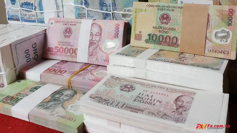 Một số thủ tục khi đổi tiền mới, tiền lẻ